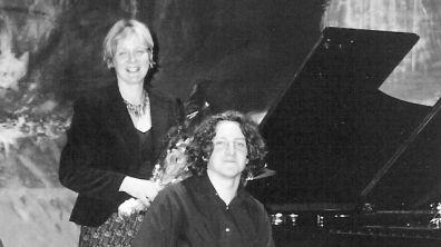 2 piano's/2 pianos: Dorotea Haers & Jonas De Geyndt