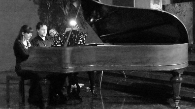 Duo Joia, Piano Four Hands, pianoforte a 4 mani, Silvia Cattaneo & Jonas De Geyndt