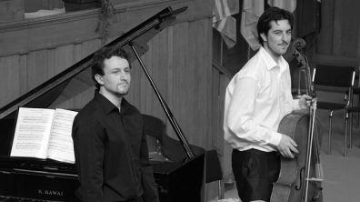 Ilia Laporev, cello & Jonas De Geyndt, piano