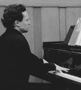 Jonas De Geyndt, piano