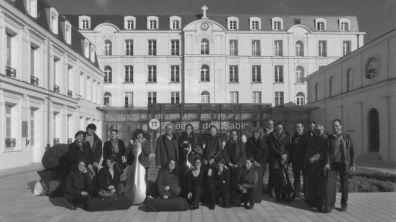 La Chapelle Musicale de Tournai, Chef d'orchestre, conductor, Philippe Gerard - Soliste, soloist, Jonas De Geyndt