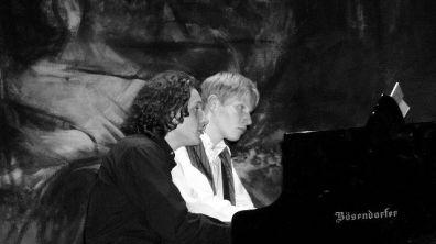 Piano Four Hands, Pieter Dhoore & Jonas De Geyndt
