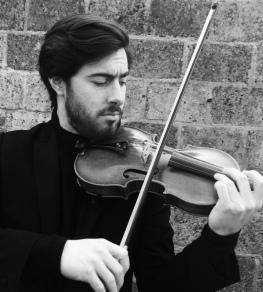 Cesar Nikolai Laporev, viool