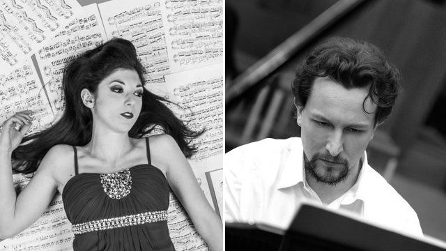 Duo Joia, piano 4-handig, Silvia Cattaneo & Jonas De Geyndt