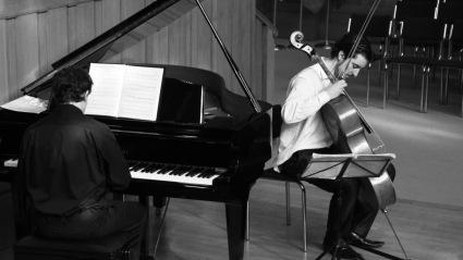 Ilia Laporev, cello - Jonas De Geyndt, piano