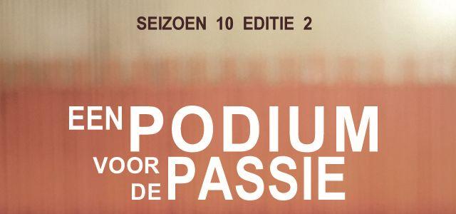 Een Podium voor de Passie – Pianorecital Jonas De Geyndt